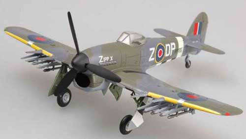 Typhoon Mk1B MP195, Sqd 193 1944 (1:72)
