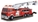 Radio Control Fire Engine (1:18 Scale) 26.995mhz