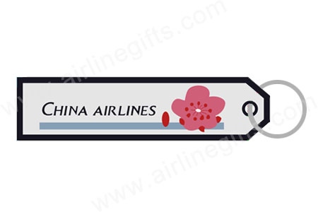 China Airlines Key Tag RBF551