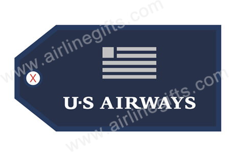 US Airways Bag Tag TAG193