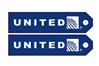 United (Continental Merger) Key Tag RBF692