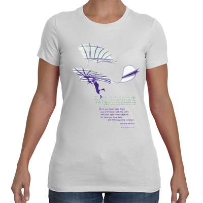 Women Fly Wingman T-Shirt