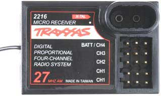 Receiver Micro 4 Channel