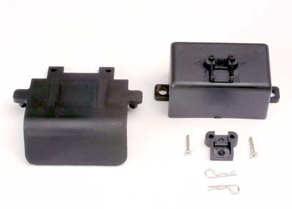 Bumper/Battery Box/Clips Stampede