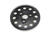 Spur Gear, 72-tooth (0.8M)