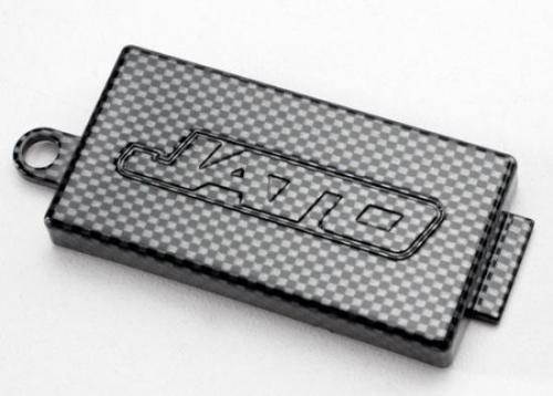 Receiver Cover (Chassis Top Plate) - Exo-Carbon Finish (Jato)