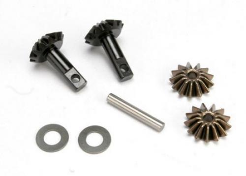 Gear Set Differential (Output Gears (2)/ Spider Gears (2)/ Spider Gear Shaft)