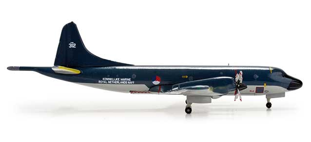 Royal Netherlands Navy P-3 Sqn 320 (1:500) - Special Sale Item