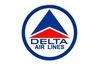 Delta Retro Logo Patch (Iron On Applique)