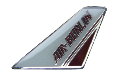 Air Berlin Old Colors Lapel Pin / Tie Tack