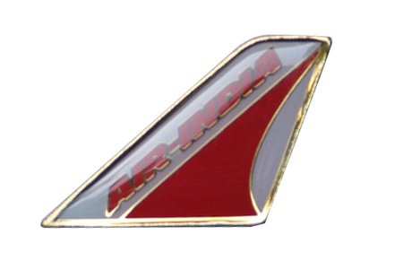 Air India Lapel Pin / Tie Tack