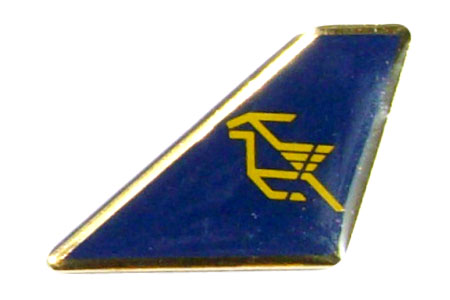 Cyprus Airways Lapel Pin / Tie Tack