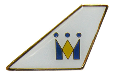 Monarch Lapel Pin / Tie Tack
