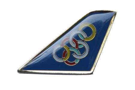 Olympic Lapel Pin / Tie Tack