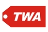 TWA Retro Bag Tag