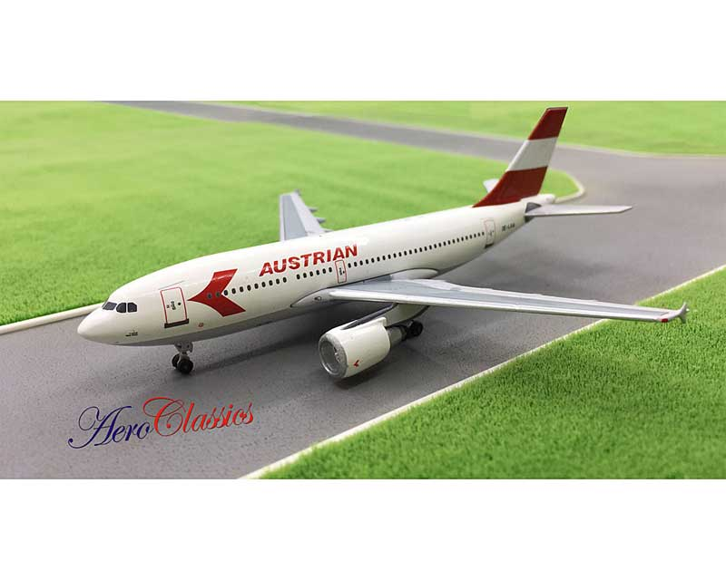 Austrian Airlines A310-300 OE-LAA (1:400)