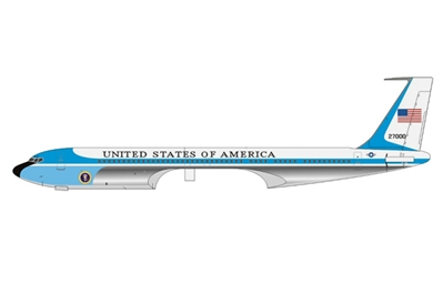 USAF VC-137C #62-7000 Air Force One (1:400)