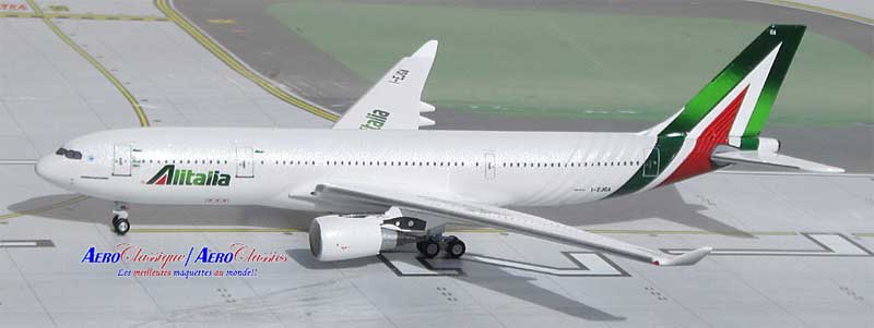 Alitalia A330-200 I-EJGA New Colors (1:400)