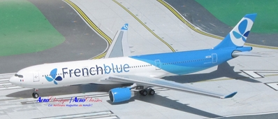 French Blue A330-300 F-HPUI (1:400)