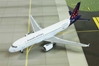 Brussels Airlines A320 OO-SNA (1:400)
