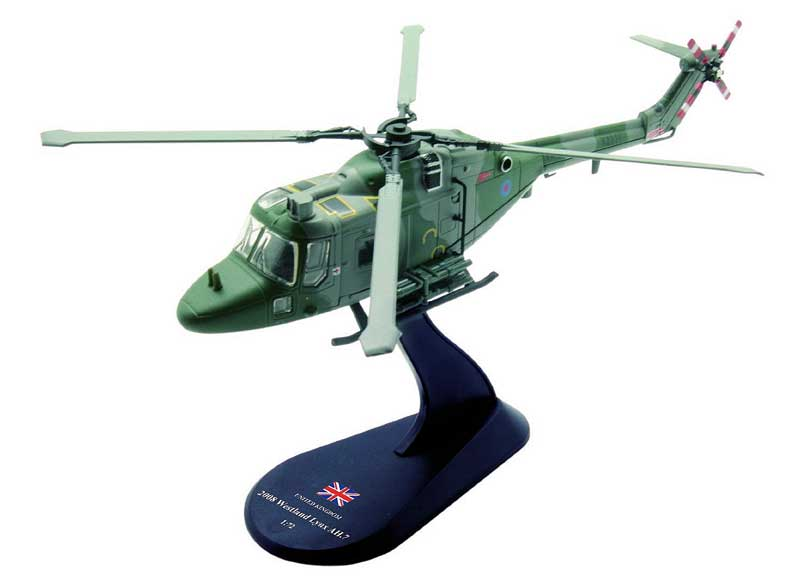 Westland Lynx AH.7, 16th Assault Brigade, Royal Army Air Corps, 2005 (1:72)