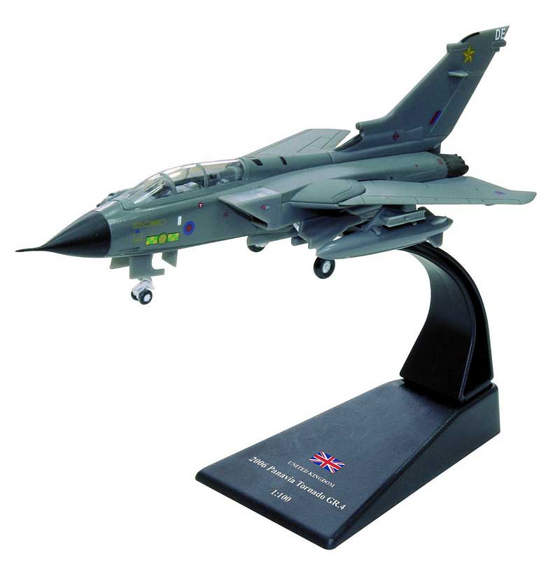 Tornado GR.4, 31 Squadron, Royal Air Force, RAF Northolt, June 2006 (1:100)