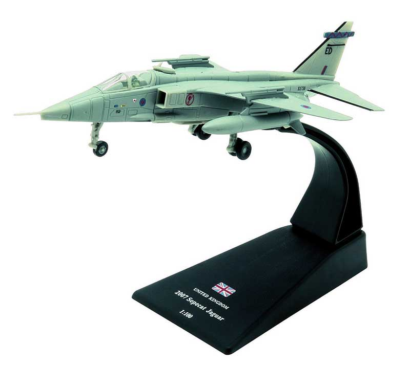 Sepecat Jaguar, No. 6 Squadron, Royal Air Force, 2007 (1:100)