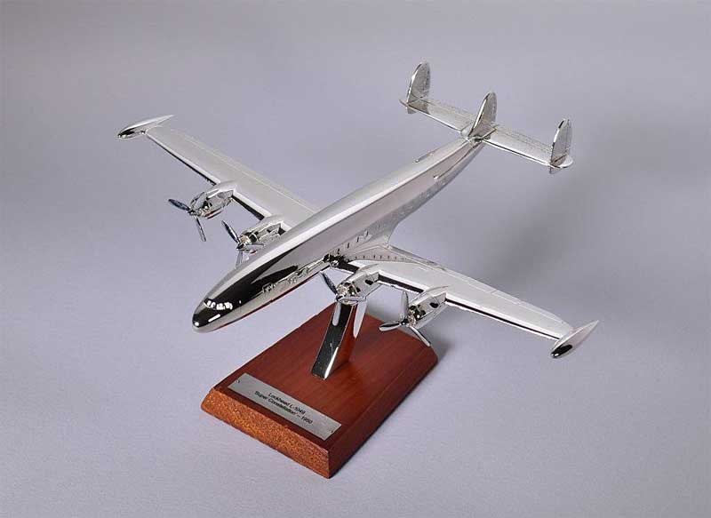 "Lockheed L-1049 ""Super Constellation,"" 1950 (1:200)"
