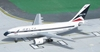 "Delta Air Lines A310-222 N802PA ""Widget Colors"" (1:400)"