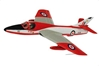 Hawker Hunter T.Mk 7 RAF No.16 Sqn, RAF Gutersloh, Germany, 1981 (1:72)