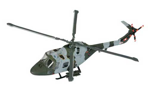 Westland Lynx AH.Mk 7 Royal Army Air Corps 16th Assault Bgd, AAC Dishforth, England, 2008 (1:72)