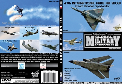 47th International Paris Air Show (DVD)