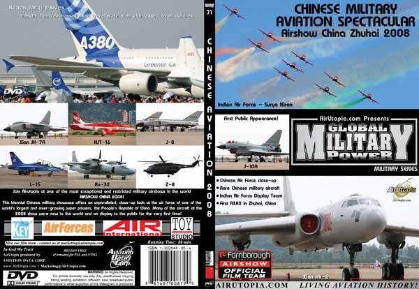 Airshow China - Zuhai (DVD)