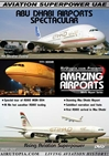 Abu Dhabi and Al Ain Airports A380  (DVD)