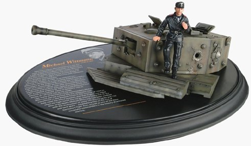 Michael Wittmann Tiger Ace (1:18)
