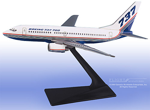 Boeing 737-700 House Colors (1:200)