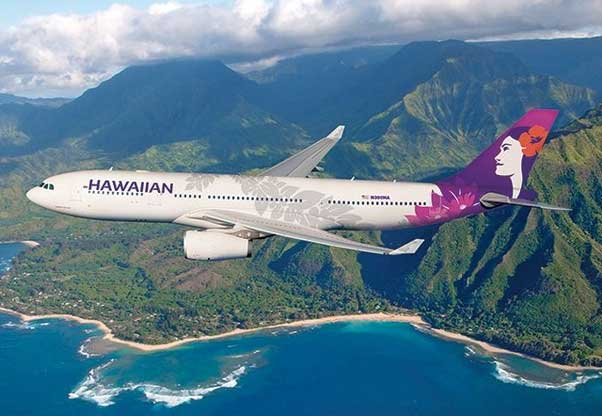 Hawaiian Airlines A330-200 New Livery N361HA (1:200)