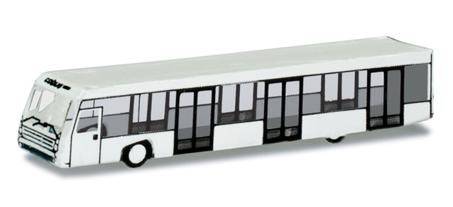 Airport Bus Set (4) (1:400)