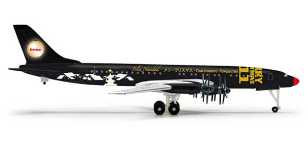 Christmas TU114 2011 (1:500) - Special Sale Item