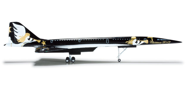 Herpa TU-144 (1:500) 2012 Christmas Model - Special Sale Item