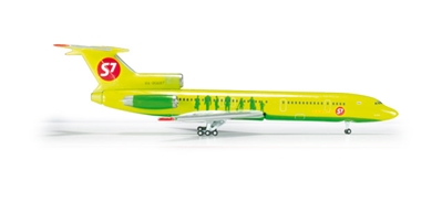S7 Airlines Tupolev TU-154M (1:500)