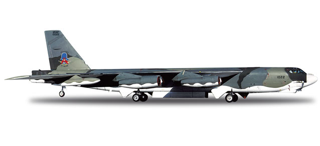 USAF B-52H (1:200) 319TH Bw Red River Raiders