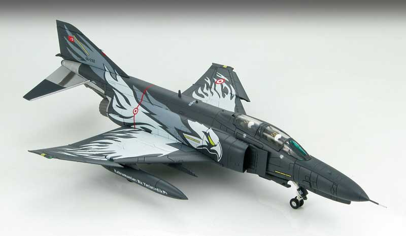 "F-4E Phantom II 172nd Squadron ""Hawks"" Disbandment Scheme, Turkish Air Force, Erha-Malatya Air Base, 2009 (1:72)"