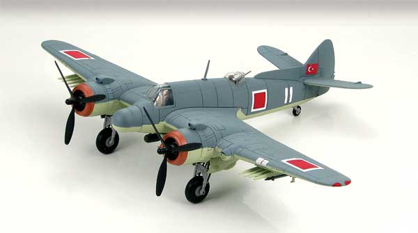 Bristol Beaufighter TF Mk.X 1st Squadron, Torpedo Group 5, Turkey (1:72)