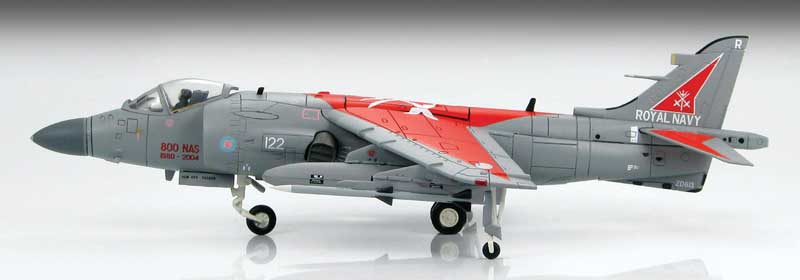 Sea Harrier FA2 No. 800 Naval Air Squadron, Disbandment Scheme (1:72) NEW TOOL!  - HA4101