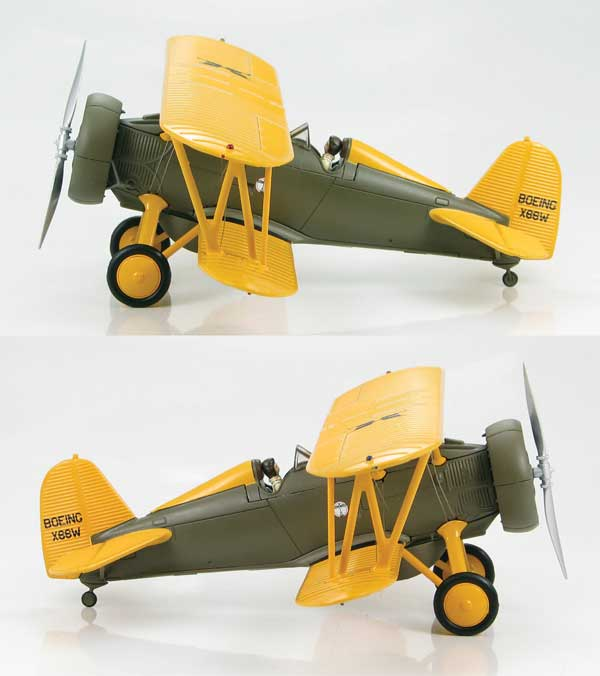 Boeing 218 P-12 Prototype, Robert Short, 1932 (1:48)
