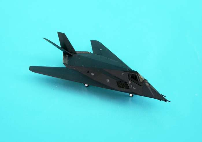 F-117A USAF Holloman Afb 49TH Fw Forty Niners (1:200)