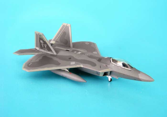 F-22A USAF 1ST Operation Grup Langley Afb (1:200)
