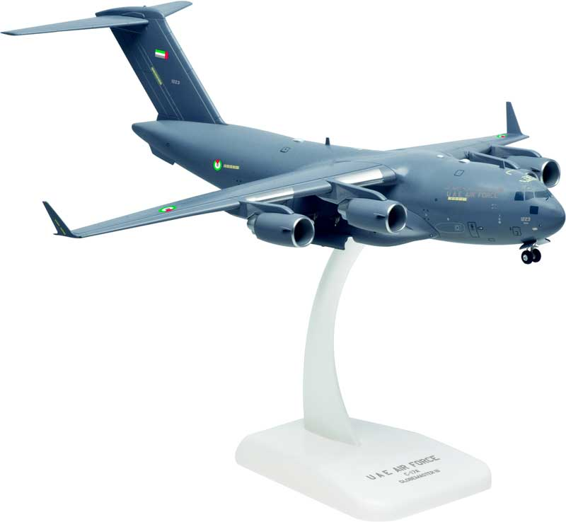 C-17A UAE Air Force (1:200)