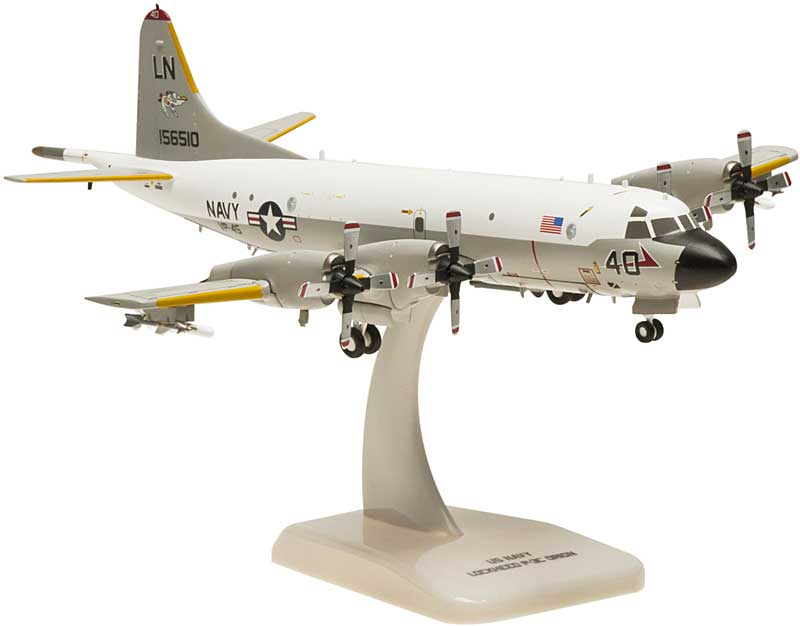 "Usn P-3C Orion VP-40 ""Pelicans"" (1:200)"